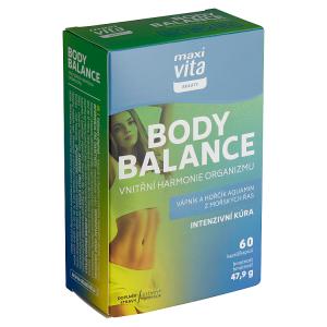 Maxi Vita Beauty Body Balance doplněk stravy 60 kapslí 47,9g