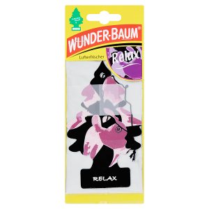 Wunder-Baum Relax osvěžovač vzduchu 5g