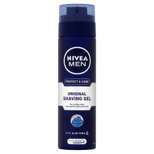 Nivea Men Protect & Care Gel na holení 200ml