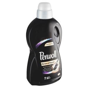 Perwoll Renew & Repair Black & Fiber prací prostředek 30 praní 1,8l