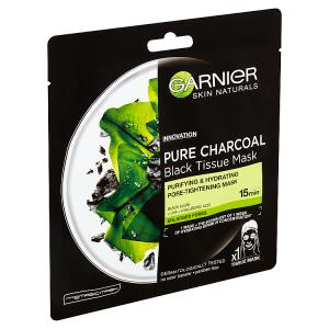 Garnier Skin Naturals Očišťující a hydratační maska na rozšířené póry 28g