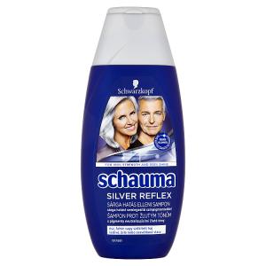 Schauma Silver Reflex Šampon proti žlutým tónům 250m