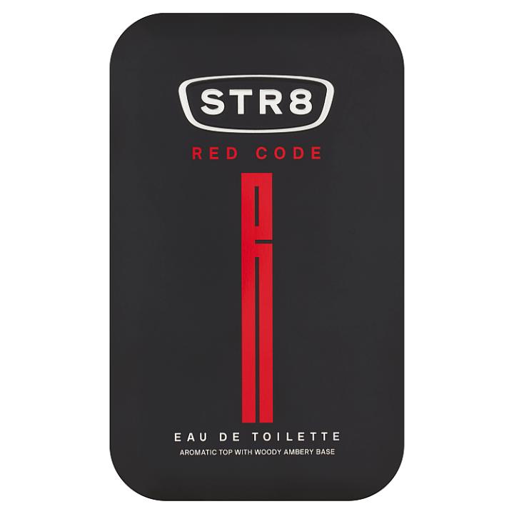 STR8 Red Code toaletní voda 50ml STR8
