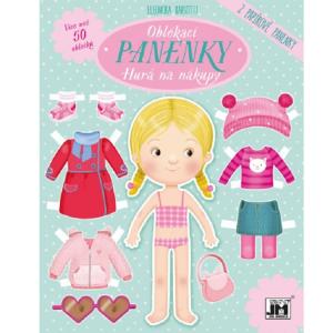 Oblékací panenky - Hurá na nákupy