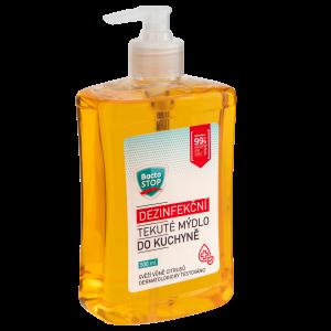 BactoSTOP dezinfekční tekuté mýdlo do kuchyňe  500ml