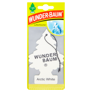 Wunder-Baum Arctic white osvěžovač vzduchu 5g