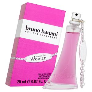 Bruno Banani Made for Women eau de toilette 20ml