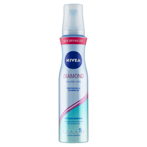 Nivea Diamond Volume Care Pěnové tužidlo 150ml