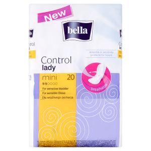 Bella Control lady mini Urologické vložky á 20 ks