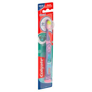 Colgate Smiles Junior měkký zubní kartáček od 6 let