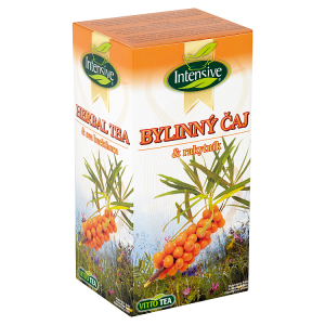Vitto Tea Intensive Bylynný čaj & rakytník 20 x 1,5g
