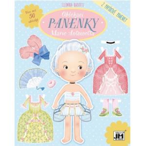 Oblékací panenky - Marie Antoinette