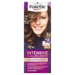 Schwarzkopf Palette Intensive Color Creme barva na vlasy Nugát W5
