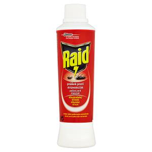 Raid Prášek proti mravencům 250g