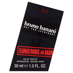 Bruno Banani Dangerous Man eau de toilette 30ml