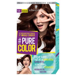 Schwarzkopf Pure Color barva na vlasy Čokoládová Pralinka 5.6