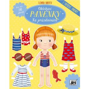 Oblékací panenky - Na prázninách