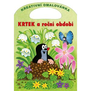 Akim Omal. A4 s výsekem - Krtek a roční obd.