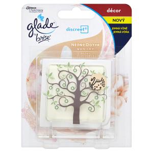 Glade by Brise Discreet Decor něžný dotyk vanilky neelektrický osvěžovač vzduchu 8g