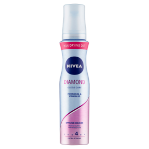Nivea Diamond Gloss Care Pěnové tužidlo 150ml