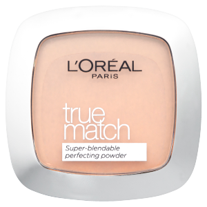 L'Oréal Paris True Match Rose Ivory 1.R/1.C pudr 9g