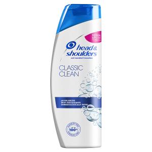 Head & Shoulders Classic Clean Šampon Proti Lupům 400ml