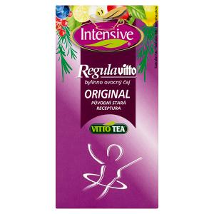 Vitto Tea Intensive Regulavitto original bylinno ovocný čaj 20 x 2g
