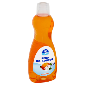 Tip Line Pěna do koupele mandarinka 1000ml