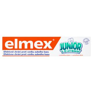 Elmex Junior Fluoridová zubní pasta 75ml