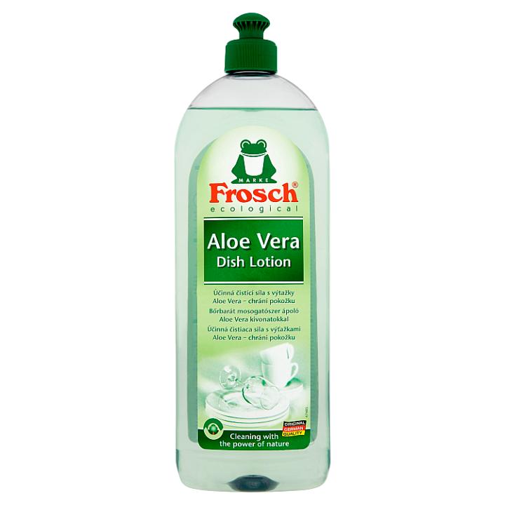 Frosch Ecological Aloe Vera Lotion pro mytí nádobí 750ml
