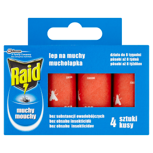 Raid Mucholapka 4 ks