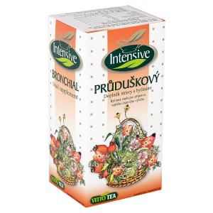 Vitto Tea Intensive Průduškový dolpněk stravy s bylinami 20 x 1,5g