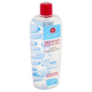 Dermacol Aqua Beauty Čisticí micelární voda 400ml