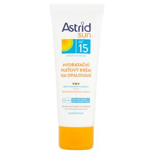 Astrid Sun Hydratační pleťový krém na opalování OF 15 75ml