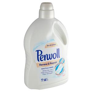 Perwoll Renew & Repair White & Fiber prací prostředek 45 praní 2,7l