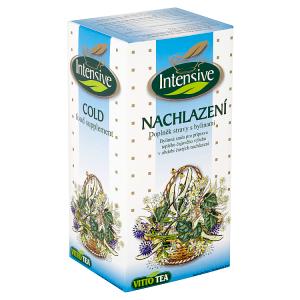 Vitto Tea Intensive Nachlazení doplněk stravy s bylinami 20 x 1,5g