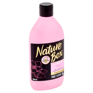 Nature Box tělové mléko Almond Oil 385ml
