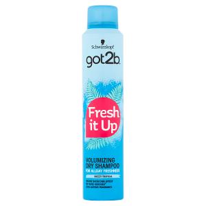 got2b Fresh it Up suchý šampon pro objem ve vlasech 200ml