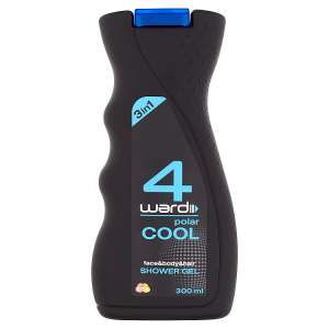 4ward Sprchový gel Polar Cool 300ml