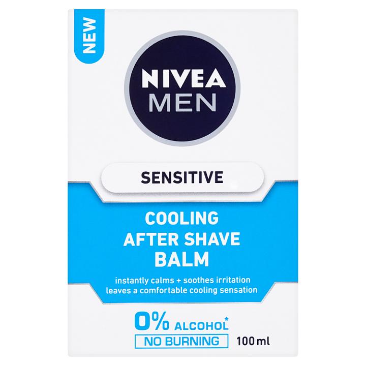 Nivea Men Sensitive Cooling Balzám po holení 100ml