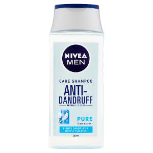 Nivea Men Pure Šampon proti lupům pro muže 250ml