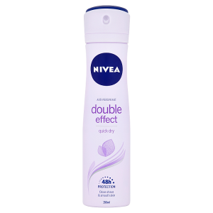Nivea Double Effect Sprej antiperspirant 150ml