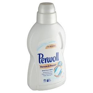 Perwoll Renew & Repair White & Fiber prací prostředek 15 praní 900ml
