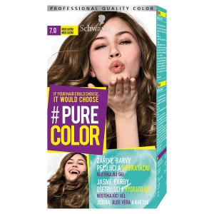 Schwarzkopf Pure Color barva na vlasy Nude Blond 7.0