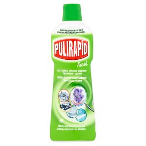 Pulirapid Fresh tekutý čistič na vodní kámen 750ml