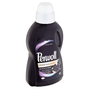 PERWOLL prací prostředek Renew & Repair Black 15 praní, 900ml