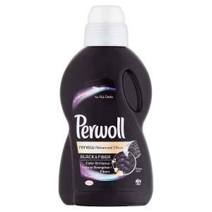 Perwoll Renew Advanced Effect Black & Fiber prací prostředek 15 praní 900ml