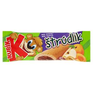 Kubík Štrúdlík mix ovoce 21g