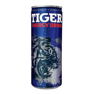 TIGER energy drink classic 0,25L