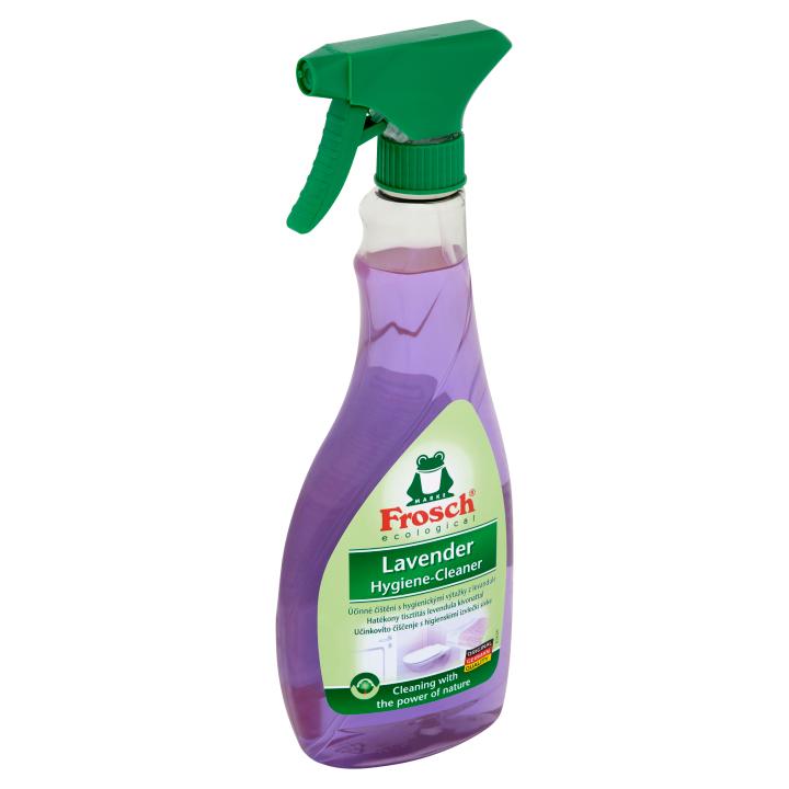 Frosch Ecological Levandulový hygienický čistič 500ml